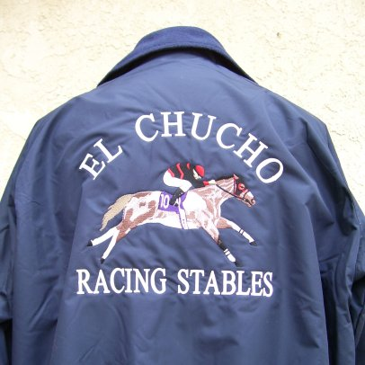Racehorse Supply Custom Embroidered Jackets & Caps